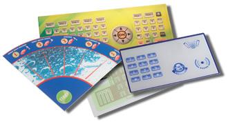 clavier tactile plastique