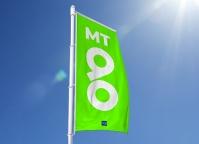 Drapeau MT90