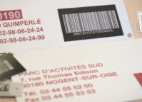 système identification produits